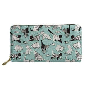 Origami Ladies Fashion Wallet - Origami Nerd Depot