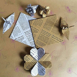 Origami Antique Folding Craft Paper - Origami Nerd Depot