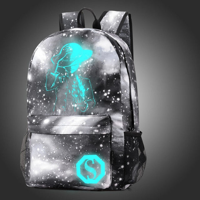 Origami Anti-Theft Luminous Backpack - Origami Nerd Depot