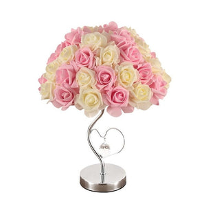 Beautiful Origami Rose Fashion Lamp