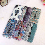Origami Vintage iPhone Fashion Case - Origami Nerd Depot