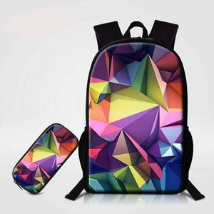 Origami Fashion Blast Backpack Collection - Origami Nerd Depot