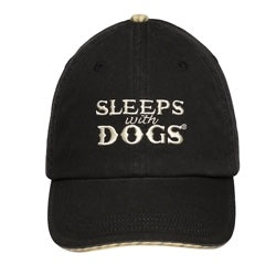 Sleeps with Dogs Hat