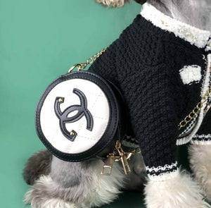 Dog Fashion Chewnel Hand Bag