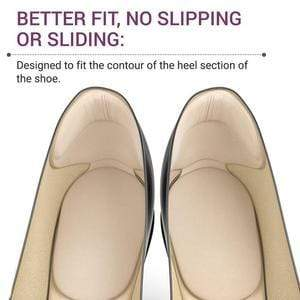 Anti-Blister Heel Cushions - getanne
