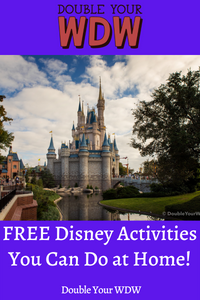 At Home Disney Fun: A Complete Resource of Free or Cheap Disney Activities You Can Do At Home