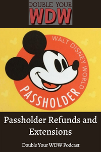 Annual Passholder Refunds and Extensions Due to Coronavirus