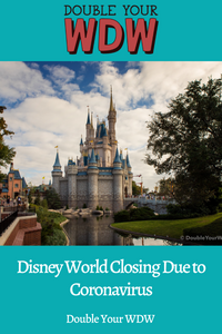 Disney World CLOSING Due to Coronavirus