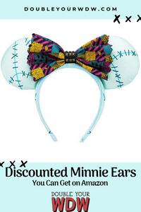 Disney Parks Ears For Less on Amazon