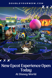 Epcot Experience Now Open
