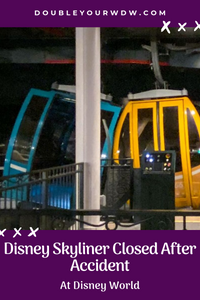 Disney Gondola's Closed Indefinitely Following Accident