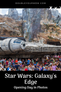 PHOTOS: Star Wars: Galaxy's Edge in photos