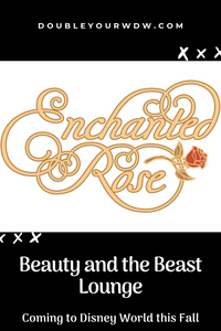 Beauty and the Beast Lounge Coming to Grand Floridian: New Details Revealed