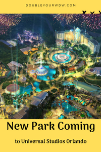 Universal Unveils Plans for New Theme Park