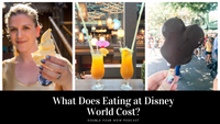 What Does Eating at Disney World Cost?: Double Your WDW Podcast