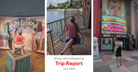 Disney Reopening Trip Report: Double Your WDW Podcast