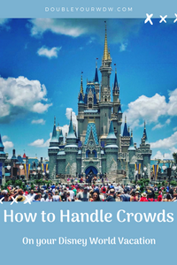 How to Handle Crowds at Disney