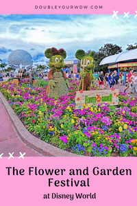 Epcot's Flower and Garden Festival: Updated for 2020