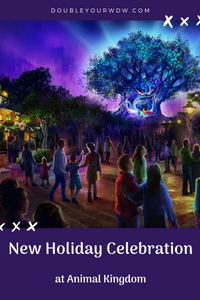 Holiday Decor Coming to Animal Kingdom for 2019