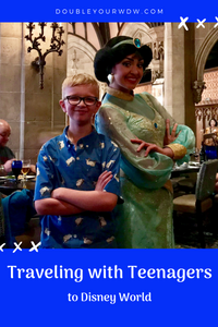 Planning Disney World With Teens