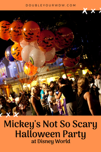 Mickey's Not So Scary Halloween Party 2020