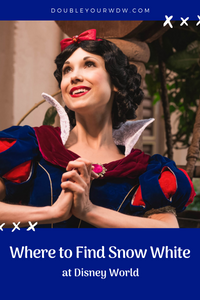 Where to Find All Things Snow White at Disney World