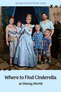Where to Find all Things Cinderella and Disney World