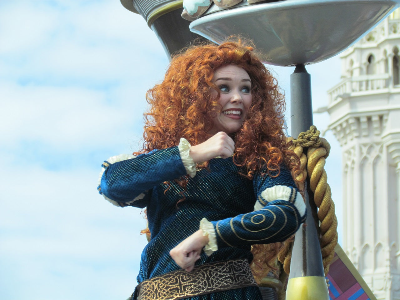 Merida festival of fantasy