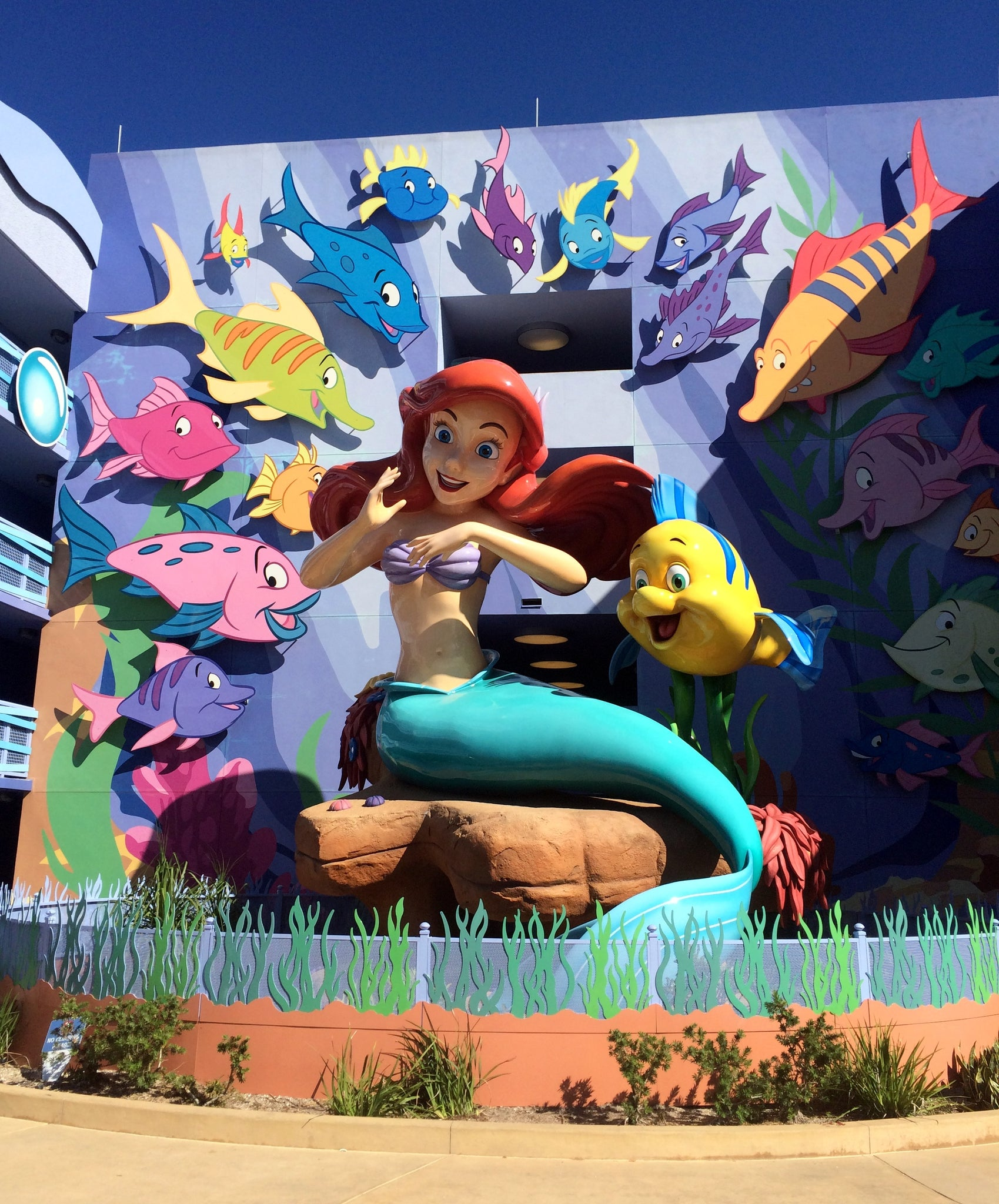 art of animation the little mermaid