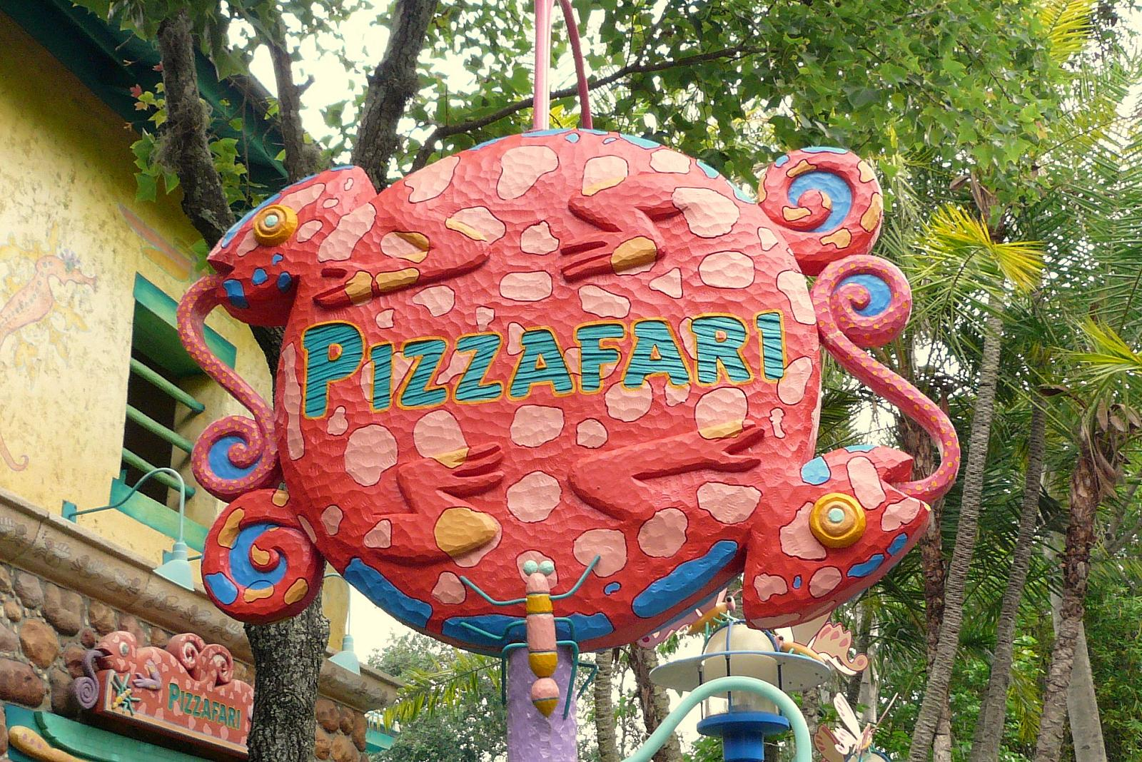 pizzafari
