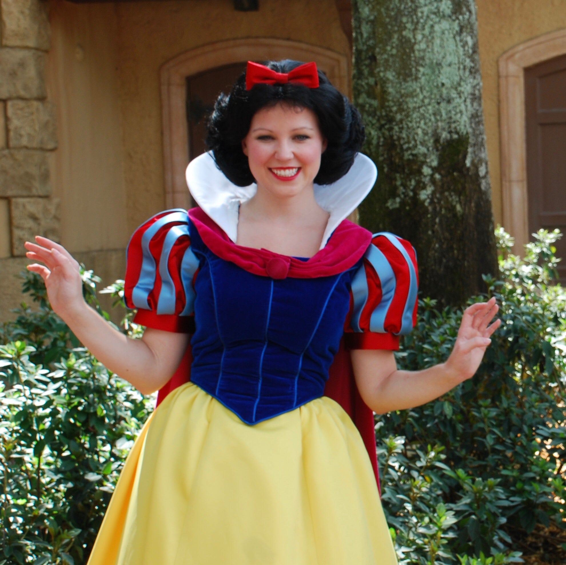 snow white epcot
