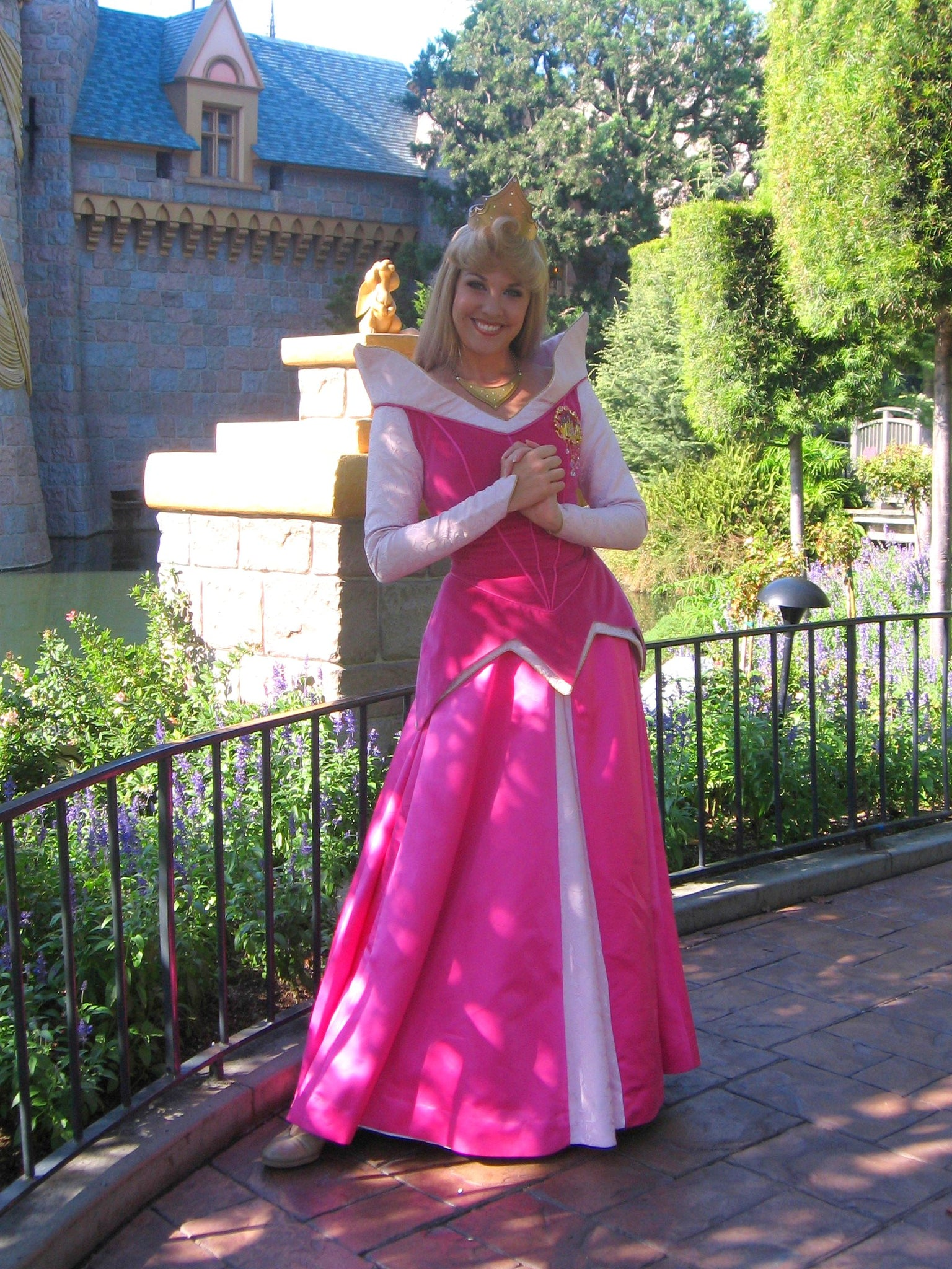 sleeping beauty character meet