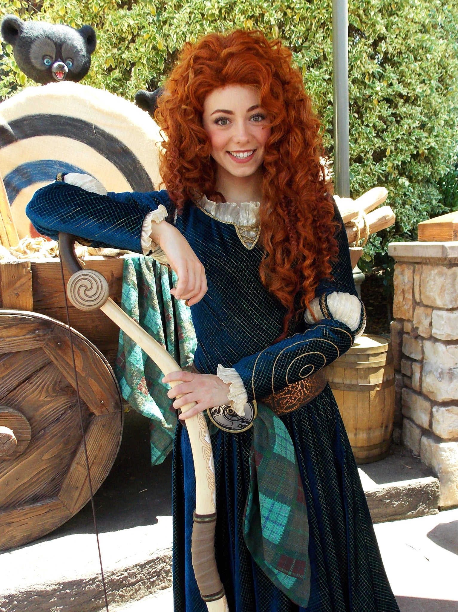 merida character meet