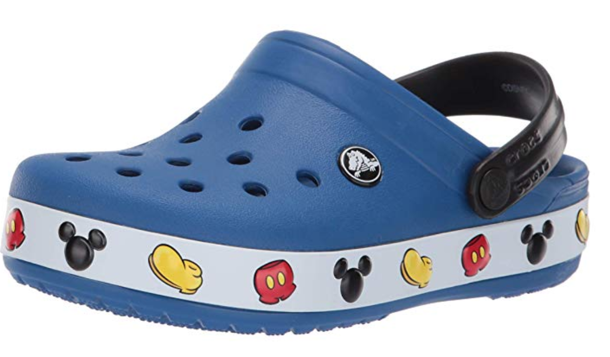 Mickey Mouse Crocs