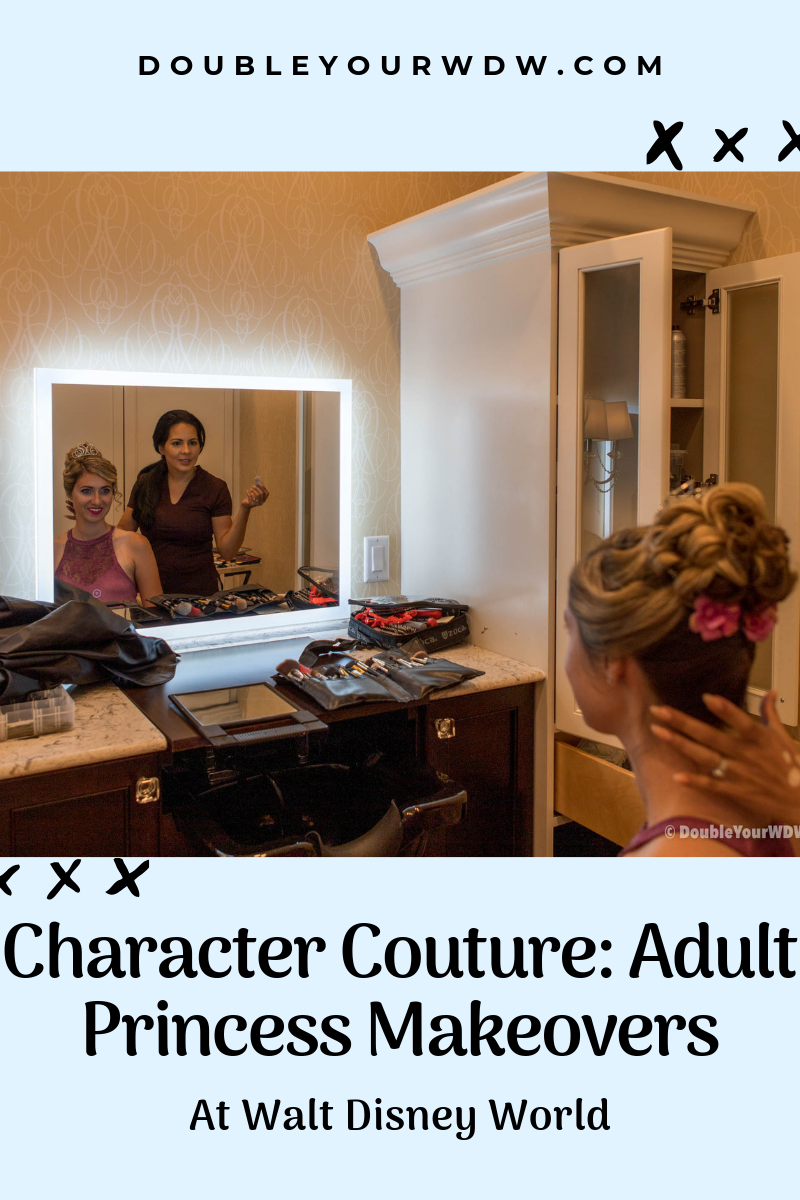 character couture makeover