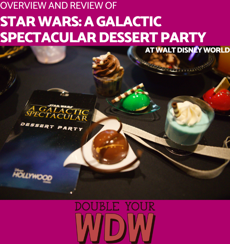 star wars dessert party