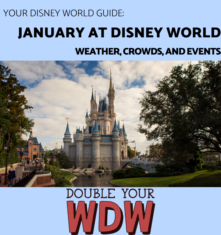 january at Disney World