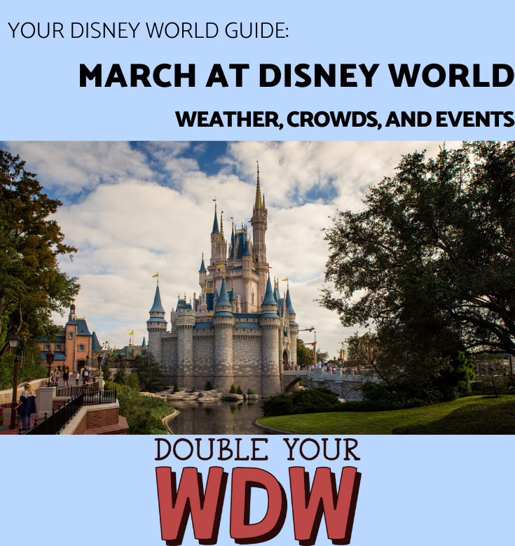 March at Disney World
