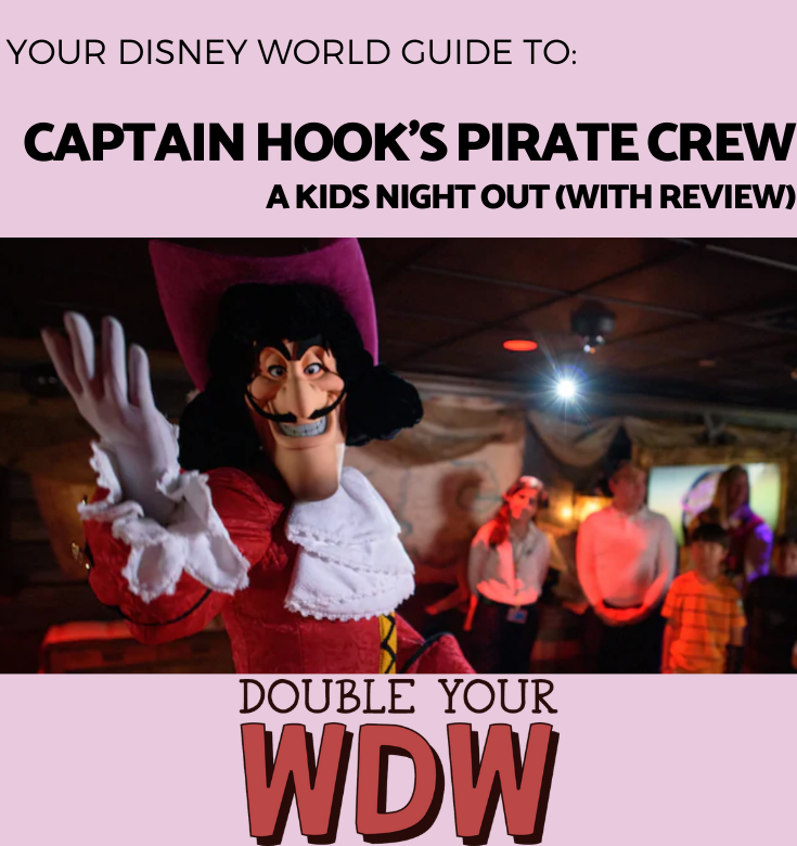 Captain Hooks Pirate Crew with review