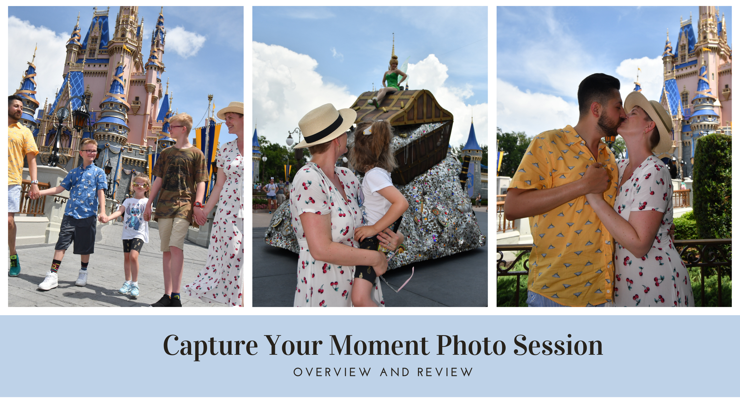 capture your moment overview and review