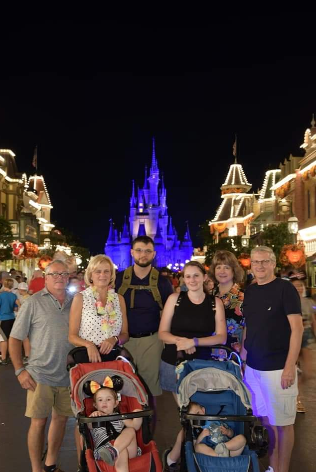 Mark Huber's Family Magic Kingdom