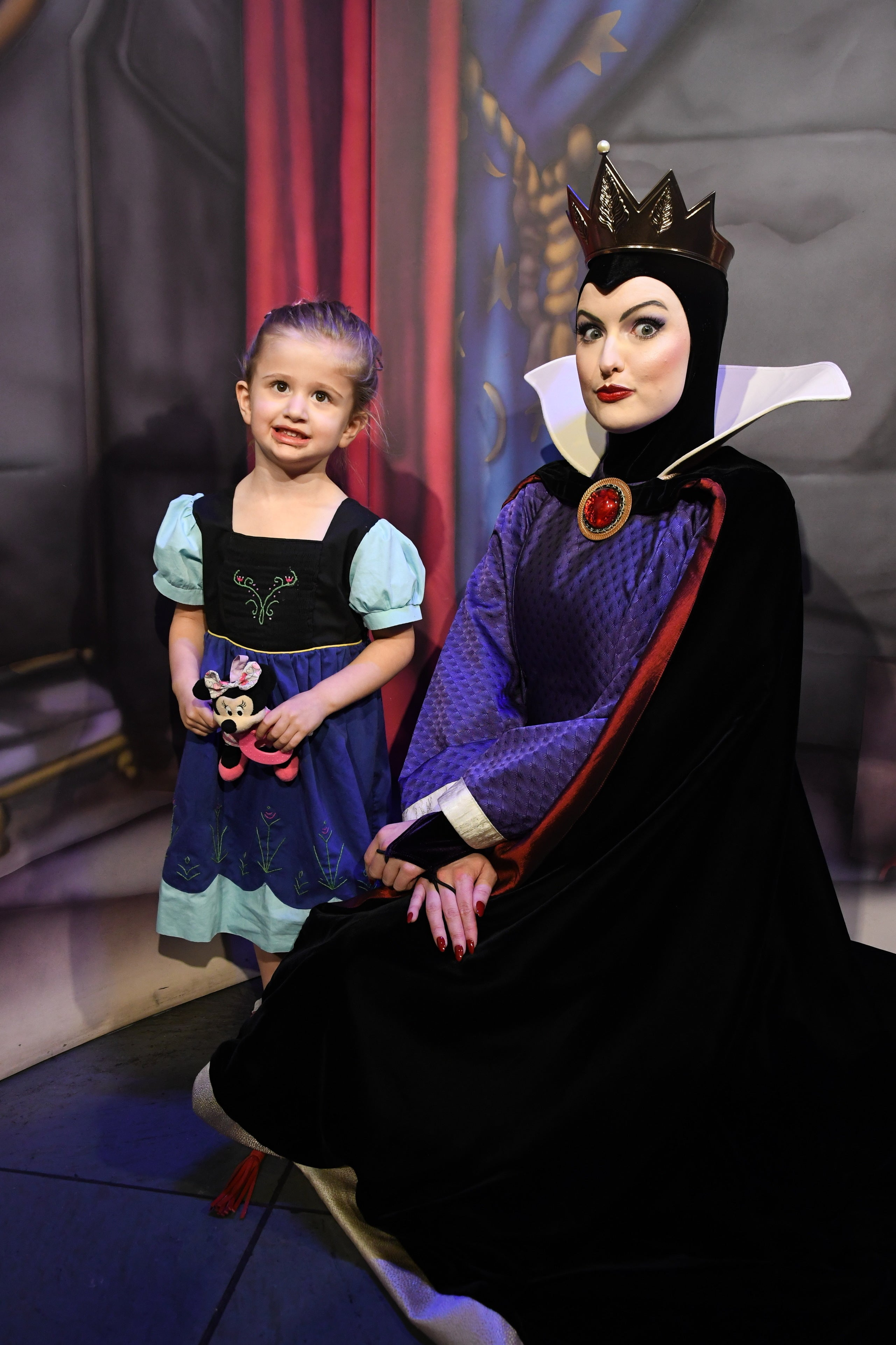 Evil Queen at Artists Point