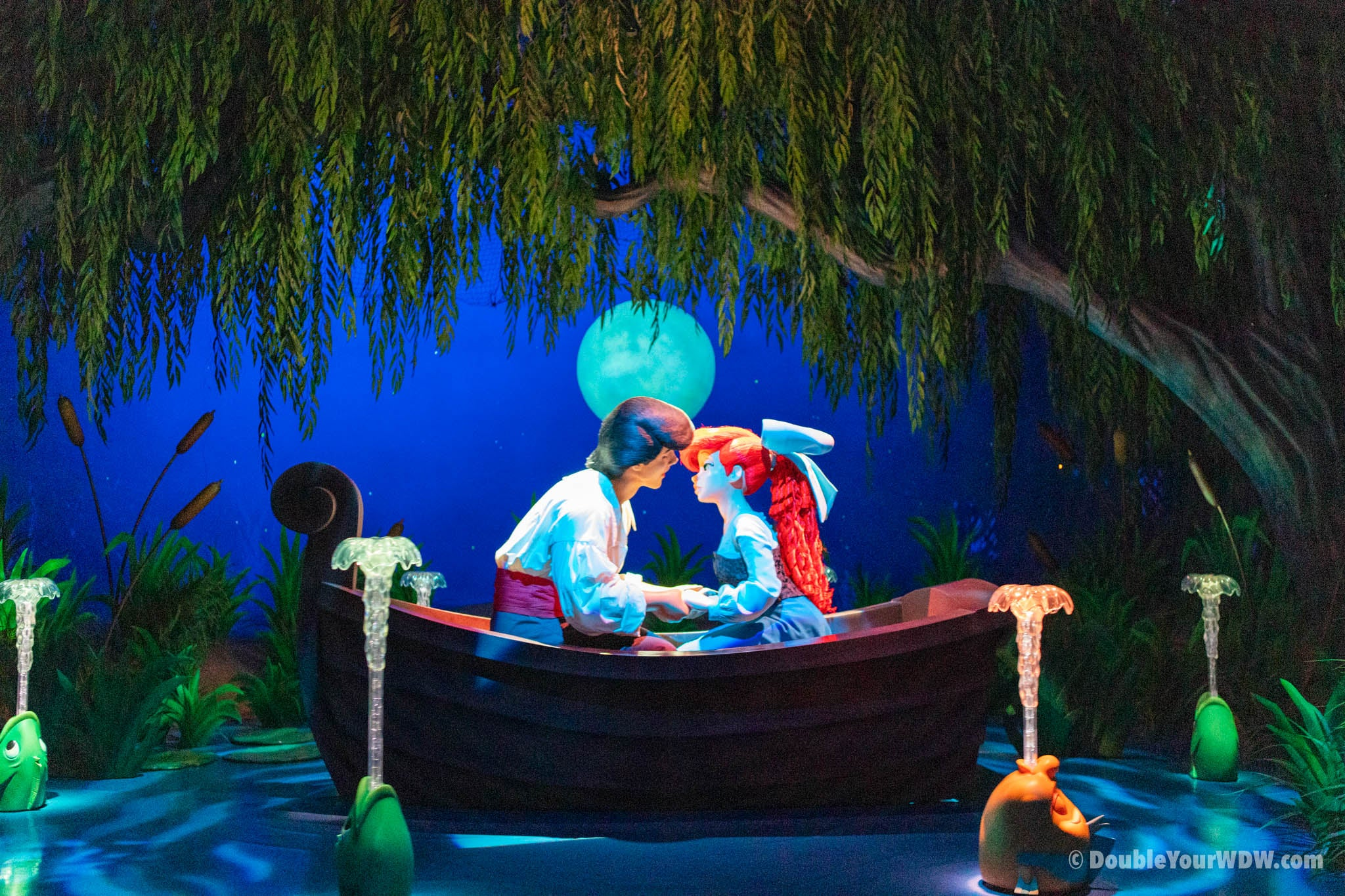 Under the sea Jounrey of the little mermaid