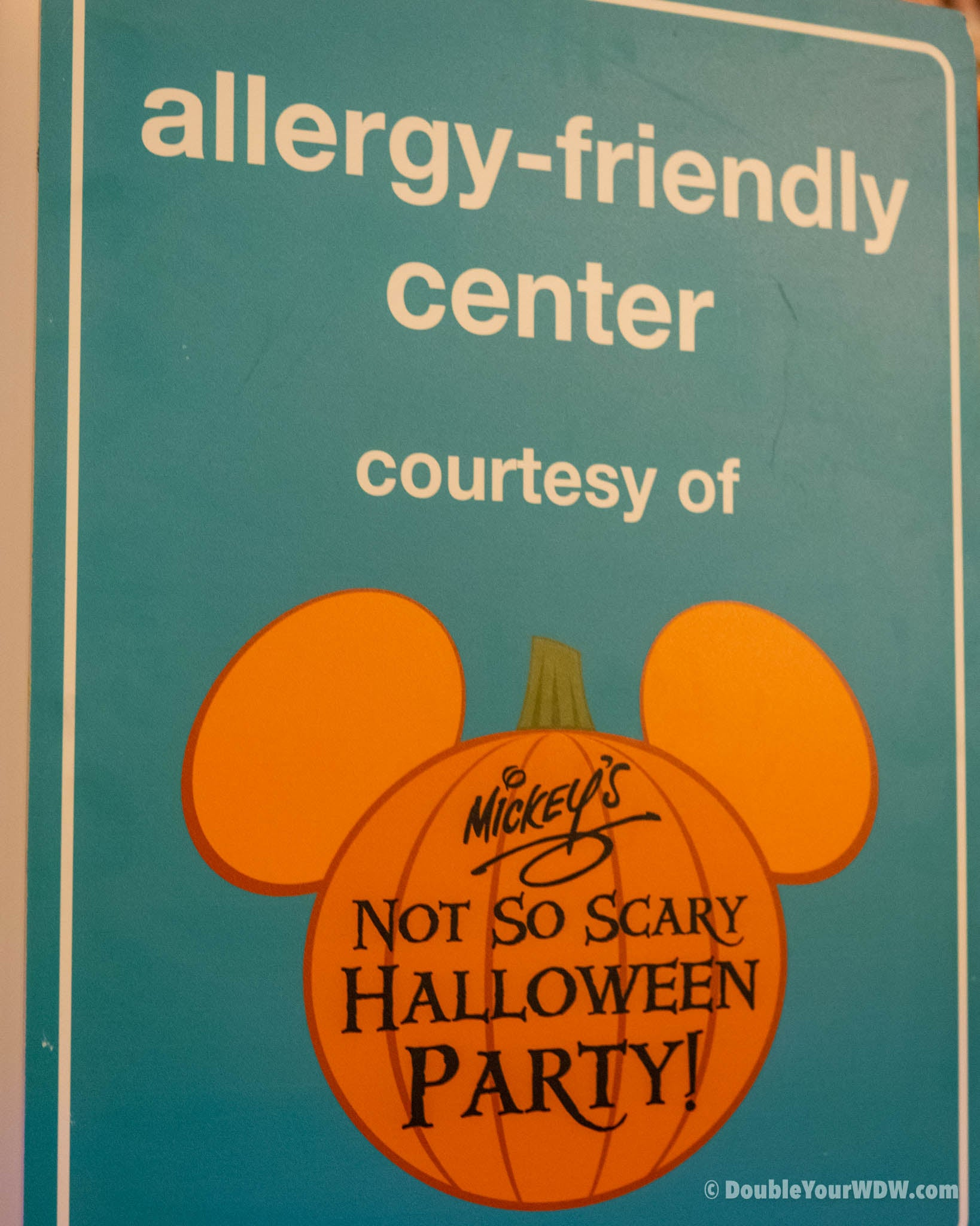 Allergy friendly center
