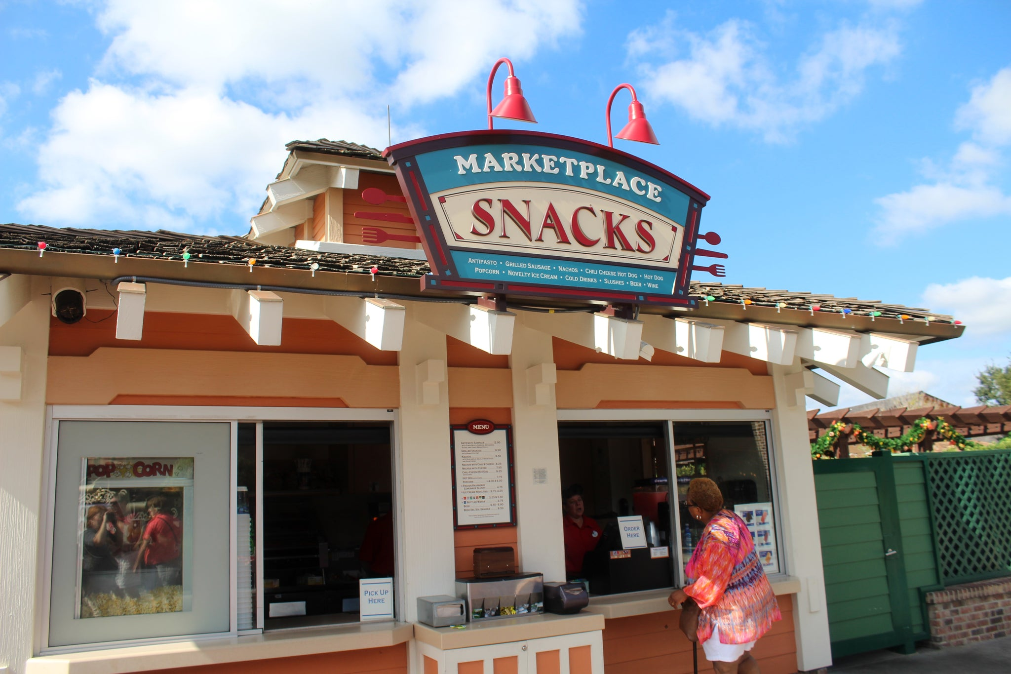 marketplace snacks disney springs