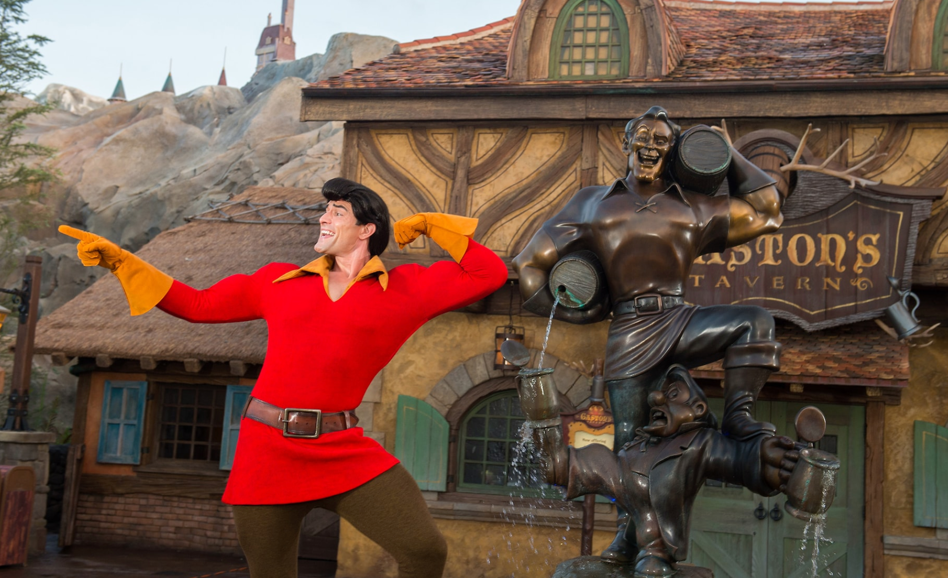 Gaston character meet