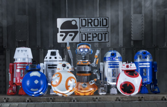 droid depot star wars galaxys edge