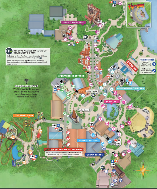 ollywood Studios at Disney World - Double Your WDW - An Overview of on