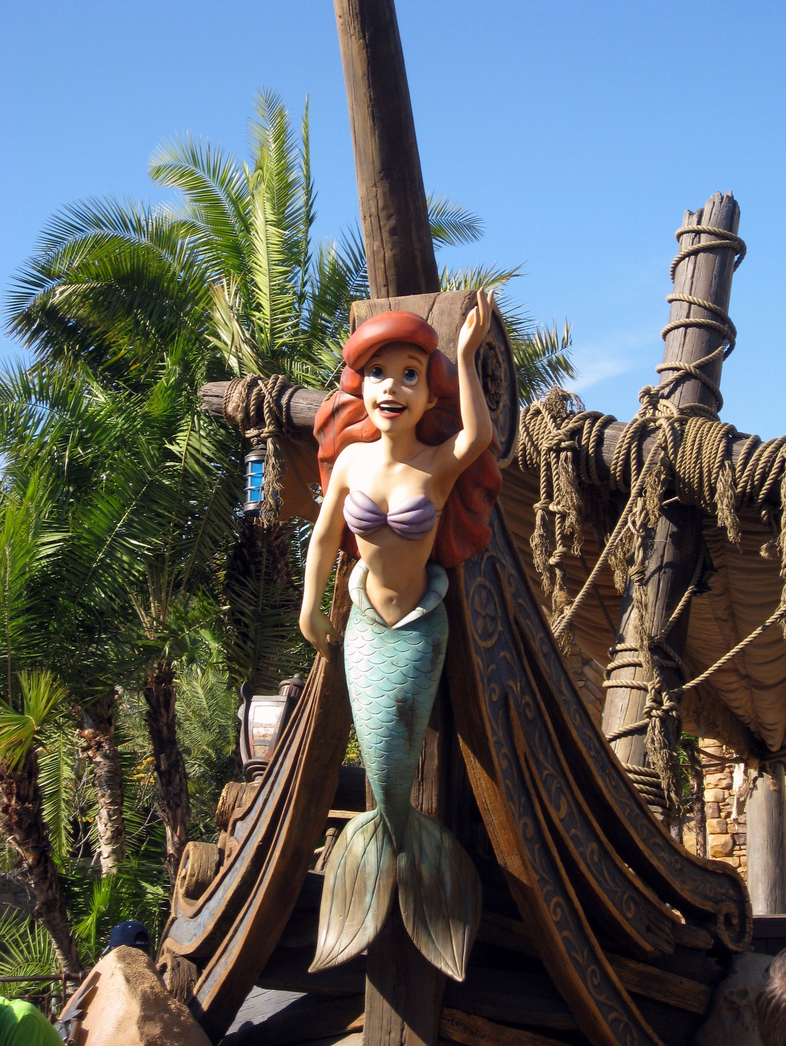 under the sea journey of the little mermaid