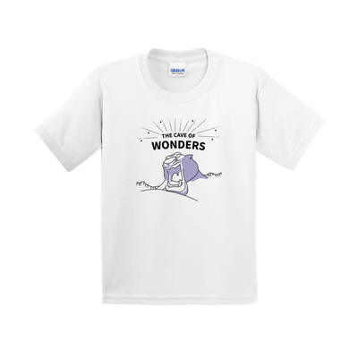 Cave of Wonders Kids Short Sleeve T-Shirt